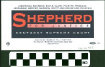 Image of Shepherd for Justice: Kentucky Supreme Court