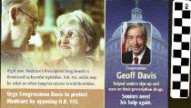 Image of Congressman Geoff Davis Seniors Need his Help again