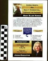 Image of Continue the progress: Mary Ellen Kinser