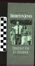 Image of Brereton Jones Democrat for Lt. Governor (Gray)