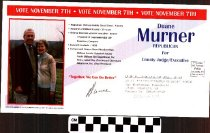 Image of Duane Murner Republican County Judge/ Executive: Red