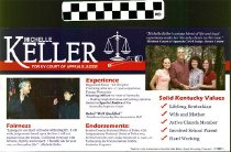 Image of Michelle Keller for Kentucky Court of Appeals Judge