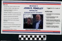 Image of Re-Elect John R Fendley Oldham County Attorney