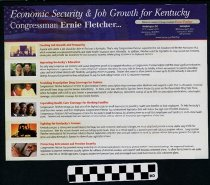 Image of Economic Security and Job Growth for Kentucky: Congressman Ernie Fletcher