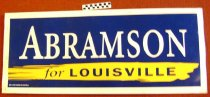 Image of Abramson for Louisville