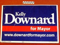 Image of Kelly Downard for Mayor