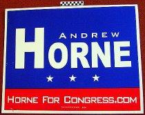 Image of Andrew Horne: Horne for Congress.com