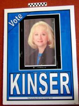 Image of Vote Kinser