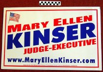 Image of Mary Ellen Kinser Judge-Executive