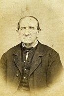 Image of Carte de visite of Mr. Kester
