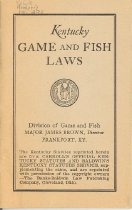 Image of Game and Fish Laws 4