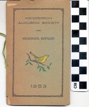 Image of Henderson Audubon Society program