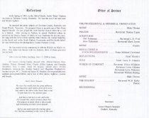 Image of Ogburn Funeral Order