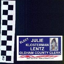 Image of Elect Julie Klosterman Lentz Oldham County Clerk