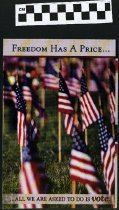 """Image of """"Freedom has a Price"""""""