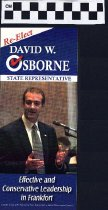 Image of Re-Elect David W. Osborne