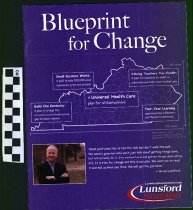 Image of Lunsford/Stumbo Bluepring for Change