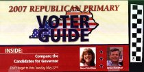 Image of 2007 Republican Primary Voter Guide