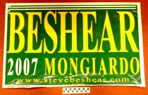Image of Beshear/ Mongiardo: 2007