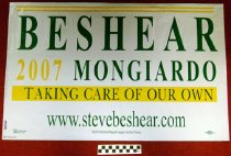 Image of Beshear/ Mongiardo: Taking care of our own