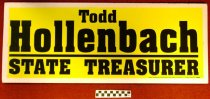 Image of Todd Hollenbach for State Treasurer