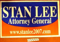 Image of Stan Lee: Attorney General