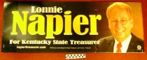 Image of Lonnie Napier Kentucky State Treasurer