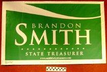 Image of Brandon Smith State Treasurer