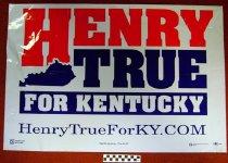 Image of Henry/True for Kentucky