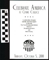 Image of Celebrate America at Center College