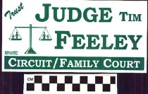 Image of Trust Judge tim Feeley: Circuit/ Family Court