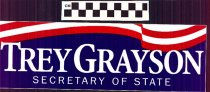 Image of Trey Grayson: secretary of State
