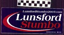 Image of Lunsford/ Stumbo: 2007