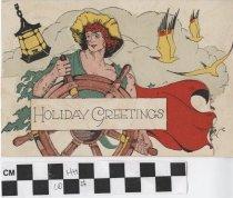 Image of Holiday Greetings Christmas Card