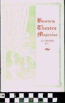 Image of Brown Theatre Magazine