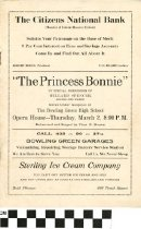 Image of The Princess Bonnie play program