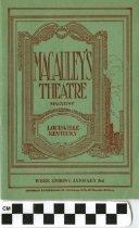 Image of Macauley's Theatre Magazine, 1920