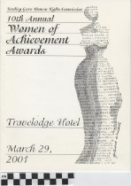 Image of 10th annual women of achievement awards program