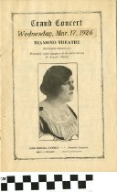 Image of grand concert 1926