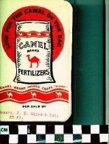 Image of Camel Fertilizers Booklet