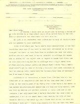 Image of Obenchain Letter