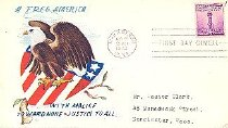 Image of Eagle Envelope