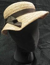 Image of 2008.15.19 - straw hat