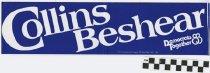 Image of Collins/ Beshear: Democrat Together-- 1983