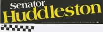 Image of Senator Huddleston