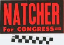 Image of Natcher for Congress
