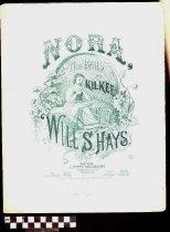 Image of Nora, the pride of Kilkee - Hays, Will. S. 1837-1907.  (William Shakespeare),