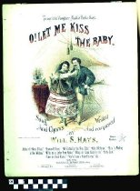 Image of O, let me kiss the baby - Hays, Will. S. 1837-1907.  (William Shakespeare),