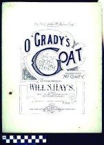 Image of O'Grady's goat - Hays, Will. S. 1837-1907.  (William Shakespeare),