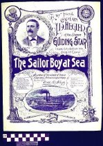 Image of The sailor boy at sea - Hays, Will. S. 1837-1907.  (William Shakespeare),
